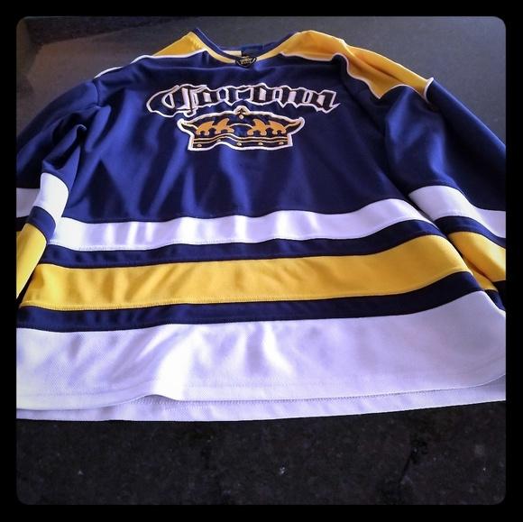 Corona Other - Corona Extra Size M Hockey Jersey 413f86c4277